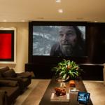 Cinema em casa: projetor para Home Theater